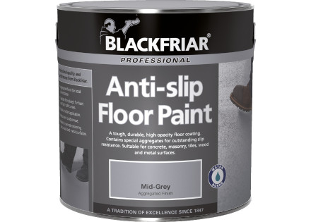 Anti Slip Paint For Metal Black