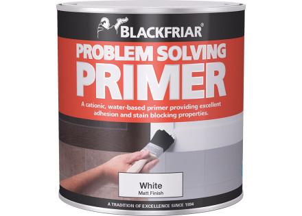 Blackfriar Problem Solving Primer Andrews Coatings