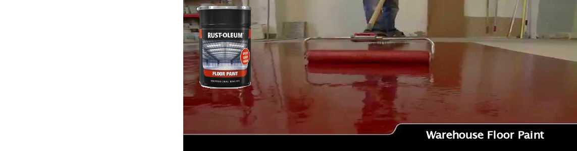 Rust-oleum paint from Andrews Coatings