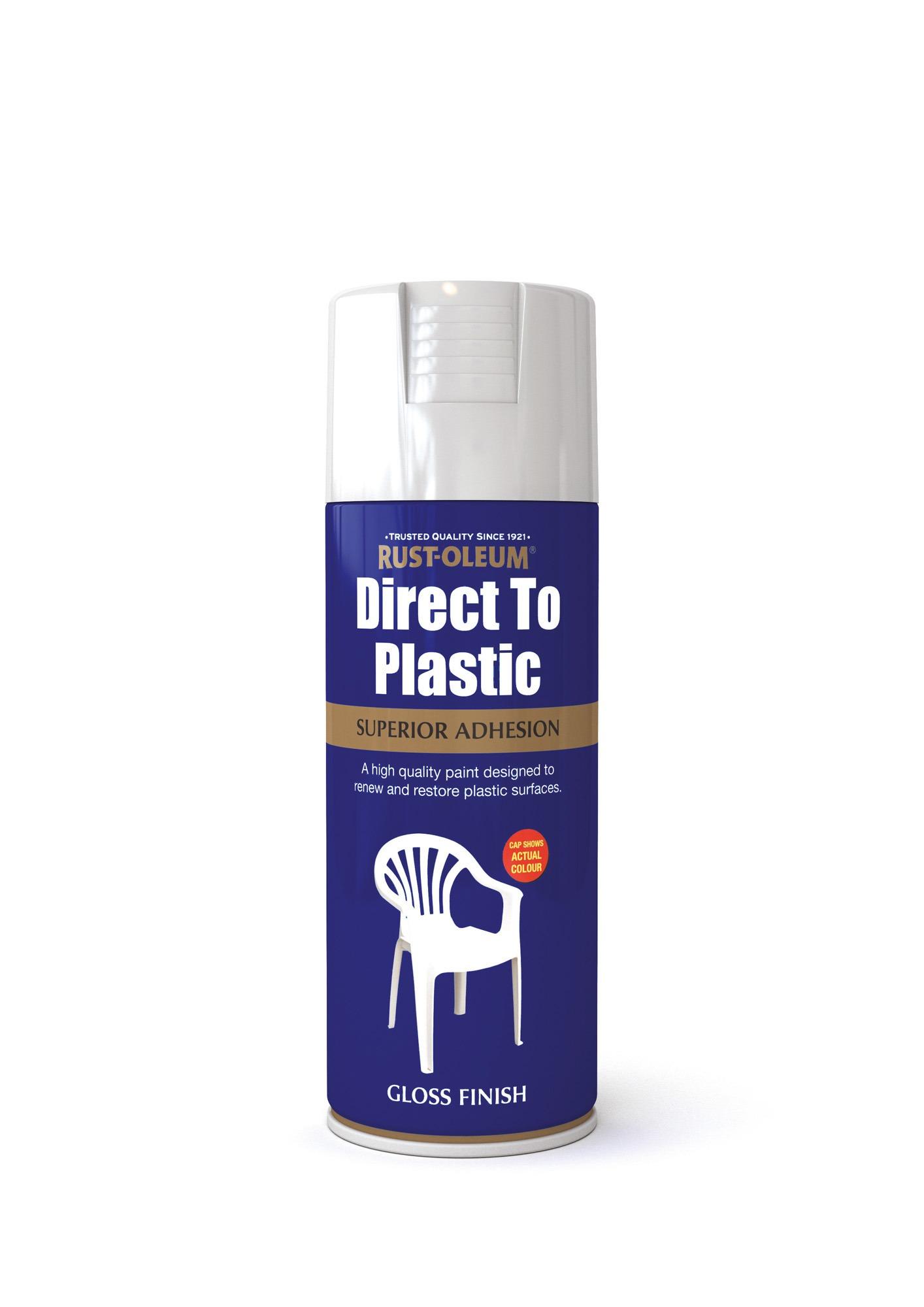 rust oleum direct to plastic aerosol andrews coatings. Black Bedroom Furniture Sets. Home Design Ideas