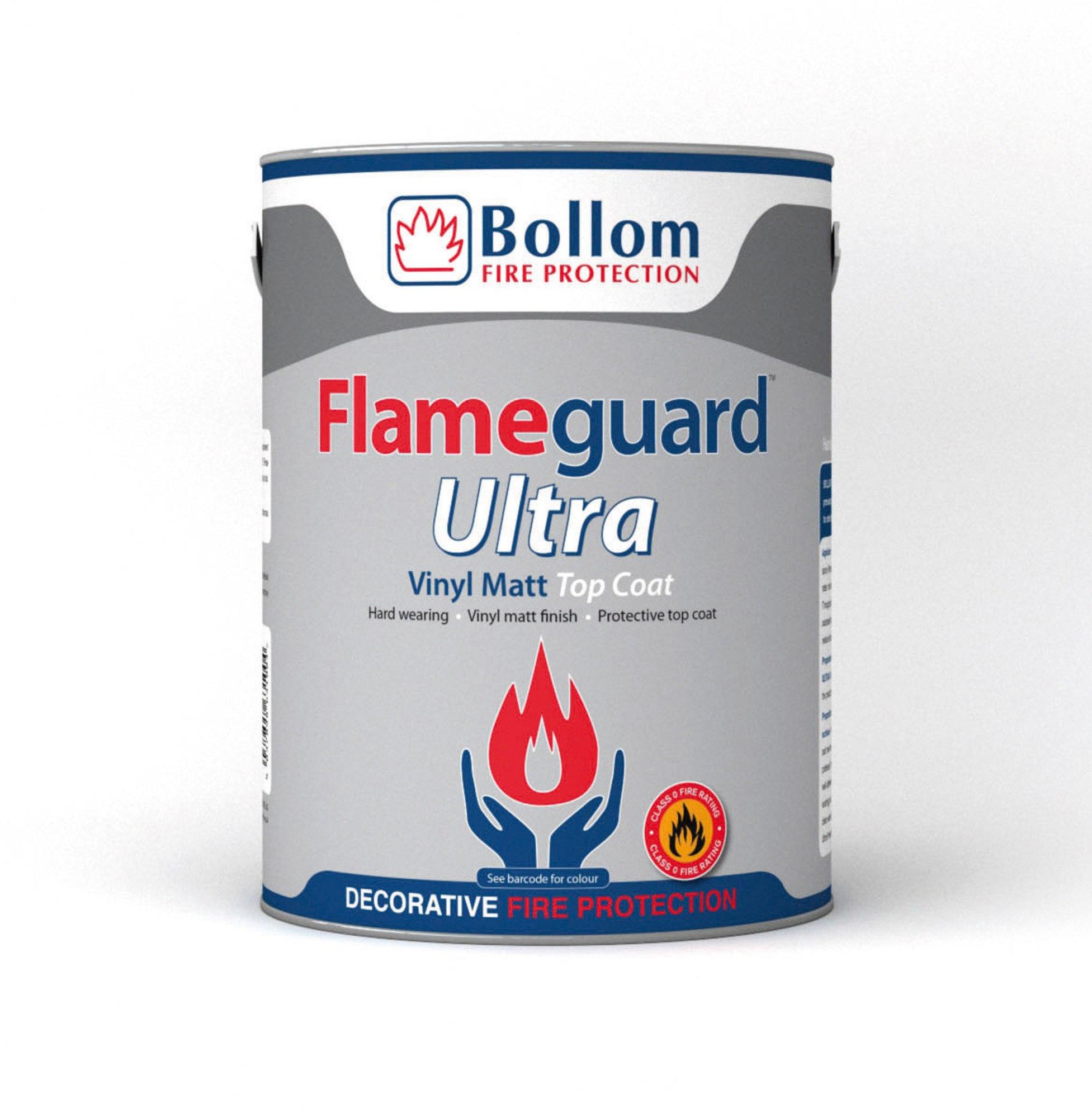 Flameguard Ultra topcoat