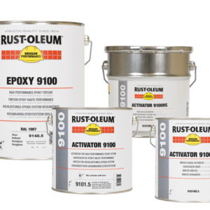 9100 Solvent Based Epoxy