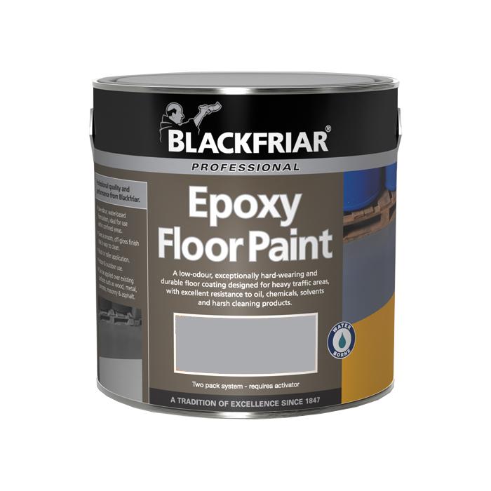 Blackfriar Epoxy Floor Paint Andrews Coatings Limited