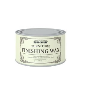 furniture finishing wax