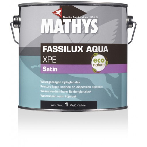Fassilux Aqua XPE Satin