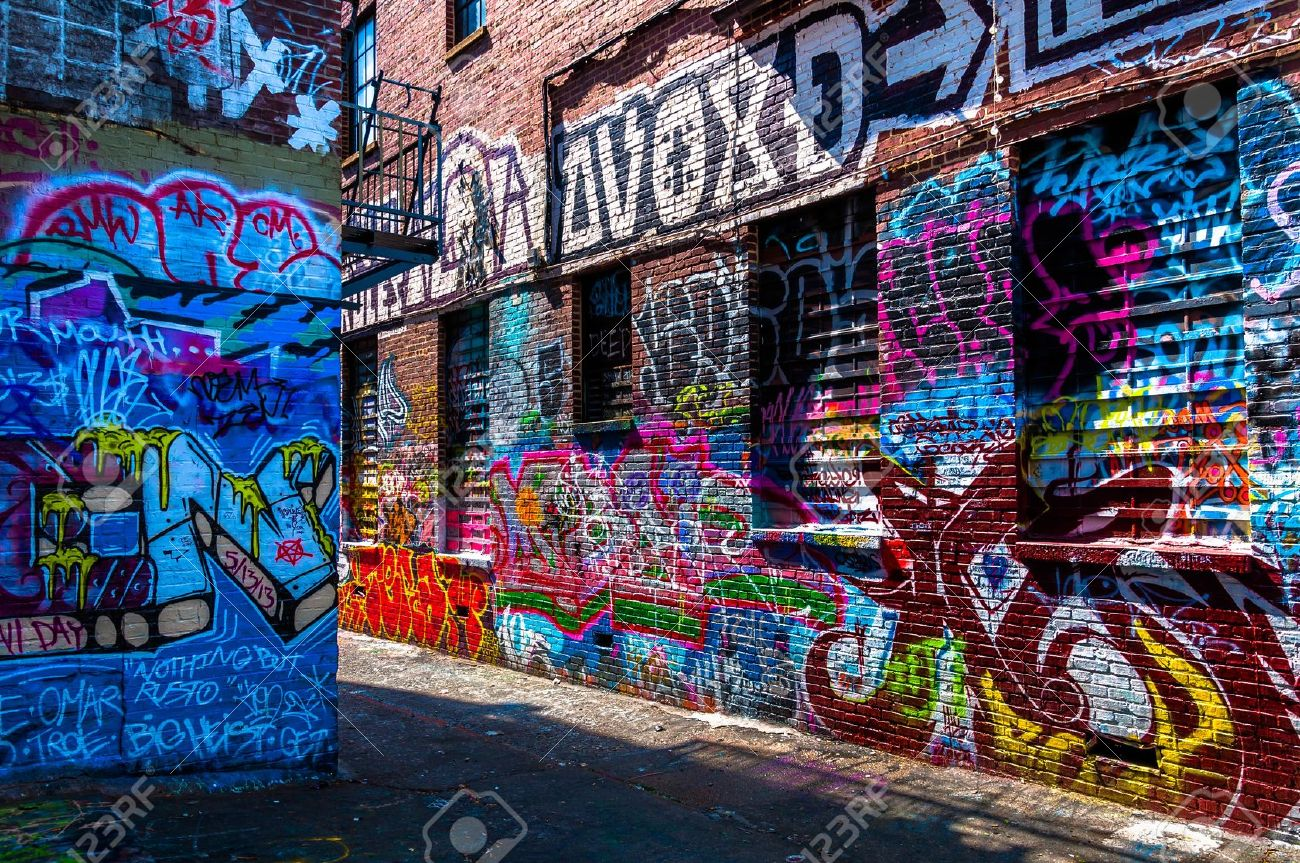 Graffiti Prevention