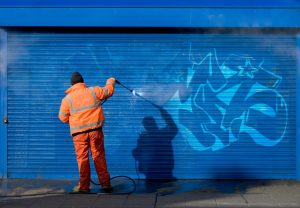 Anti-Graffiti Contracting