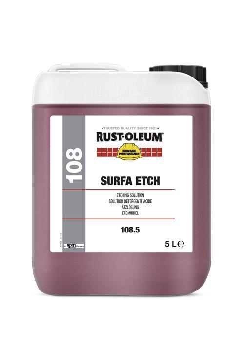 Rust-Oleum 108 Surfa Etch Solution