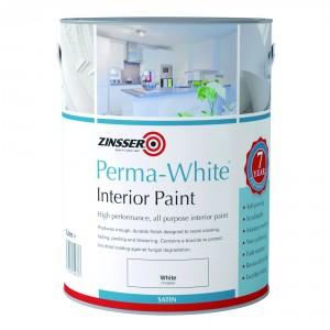Perma White interior