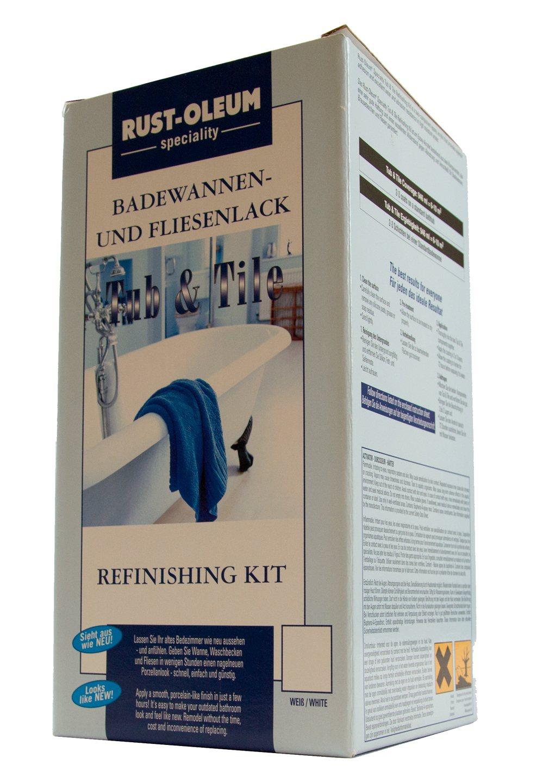Rust-Oleum Tub & Tile Repair Kit - Andrews Coatings