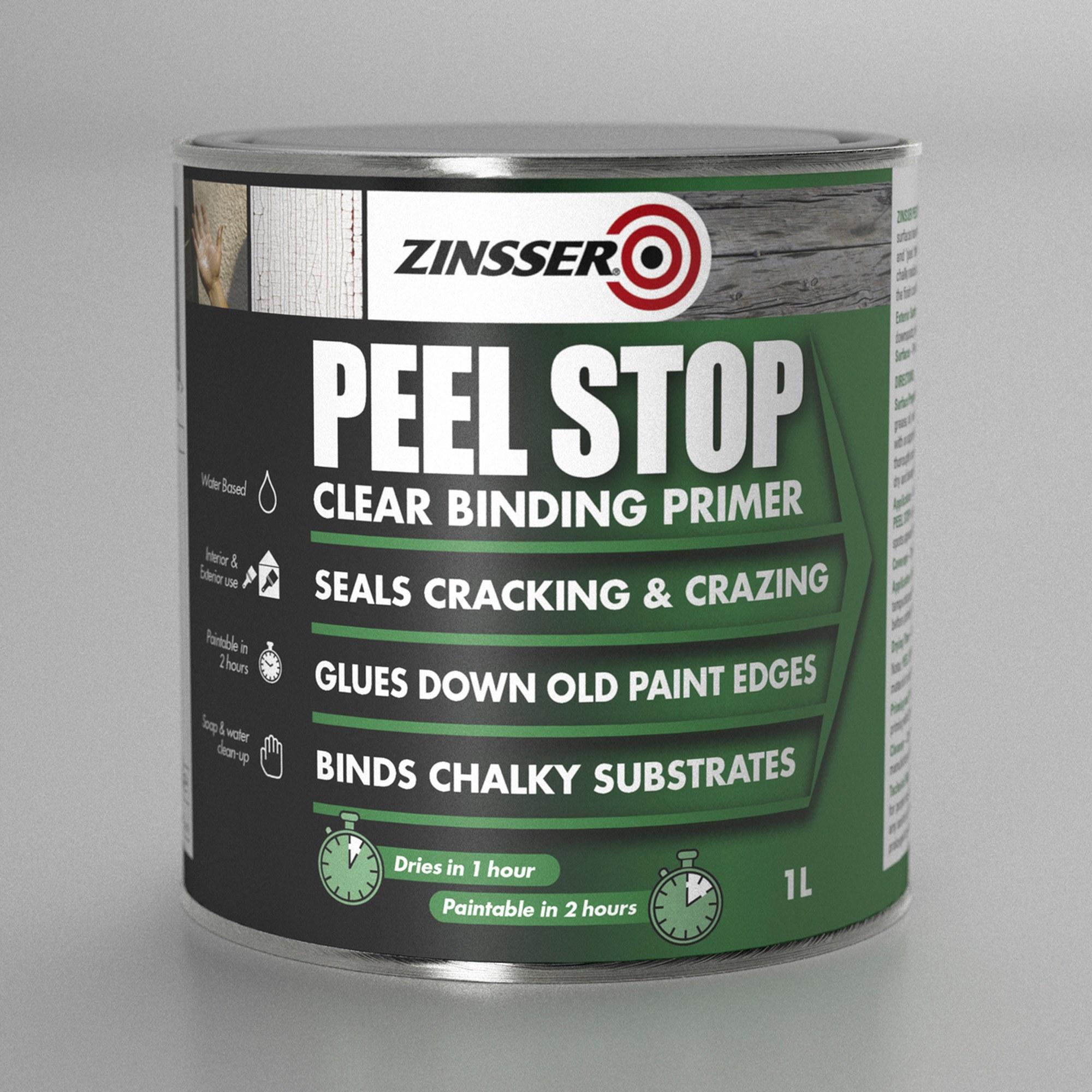 Zinsser Peel Stop Binding Primer Andrews Coatings Limited