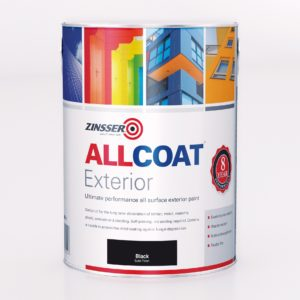 allcoat exterior satin