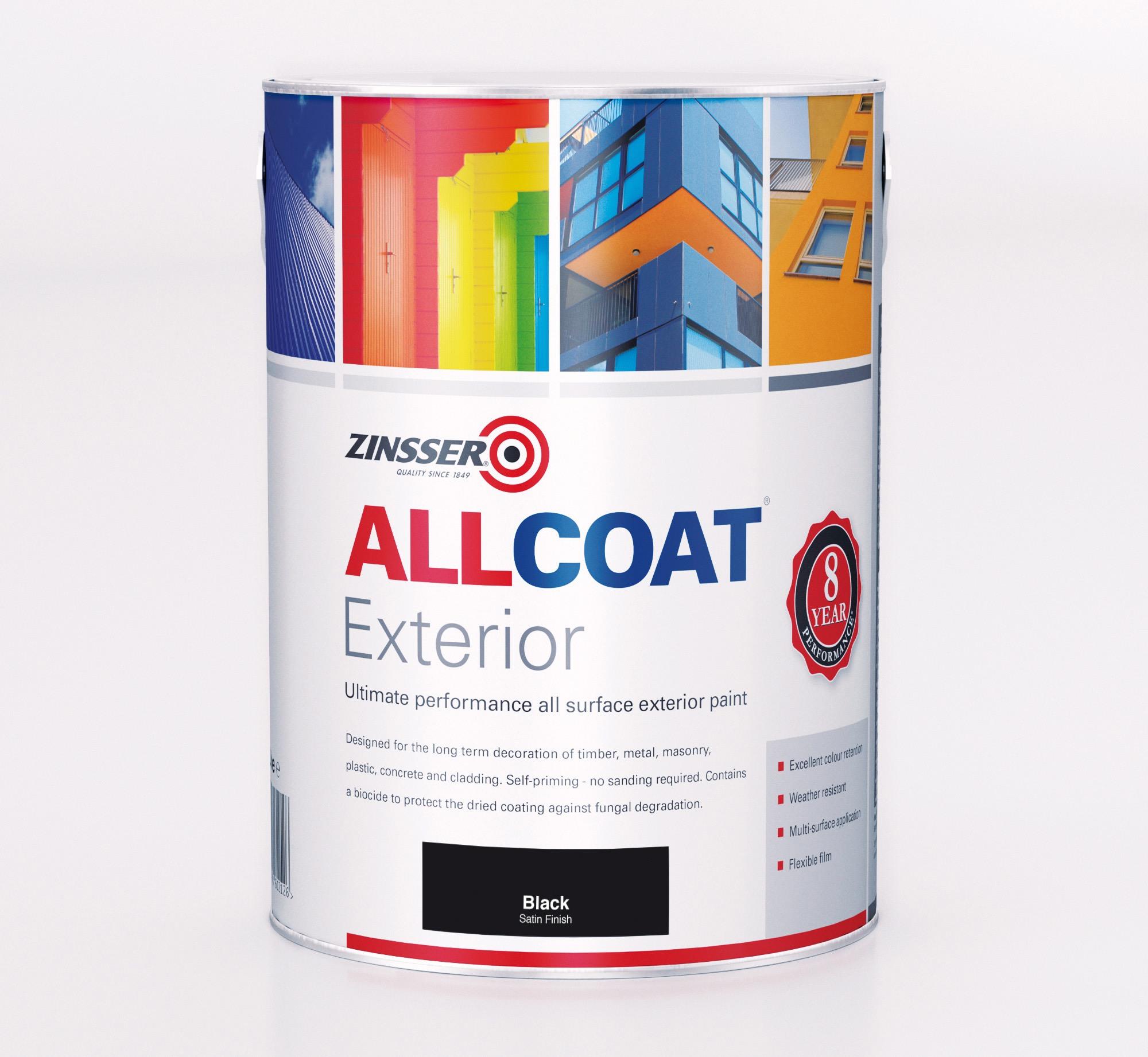 Zinsser Paint Colours