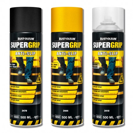 2400 supergrip Anti slip aerosols