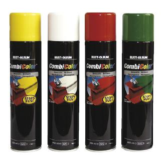 combicolor aerosols