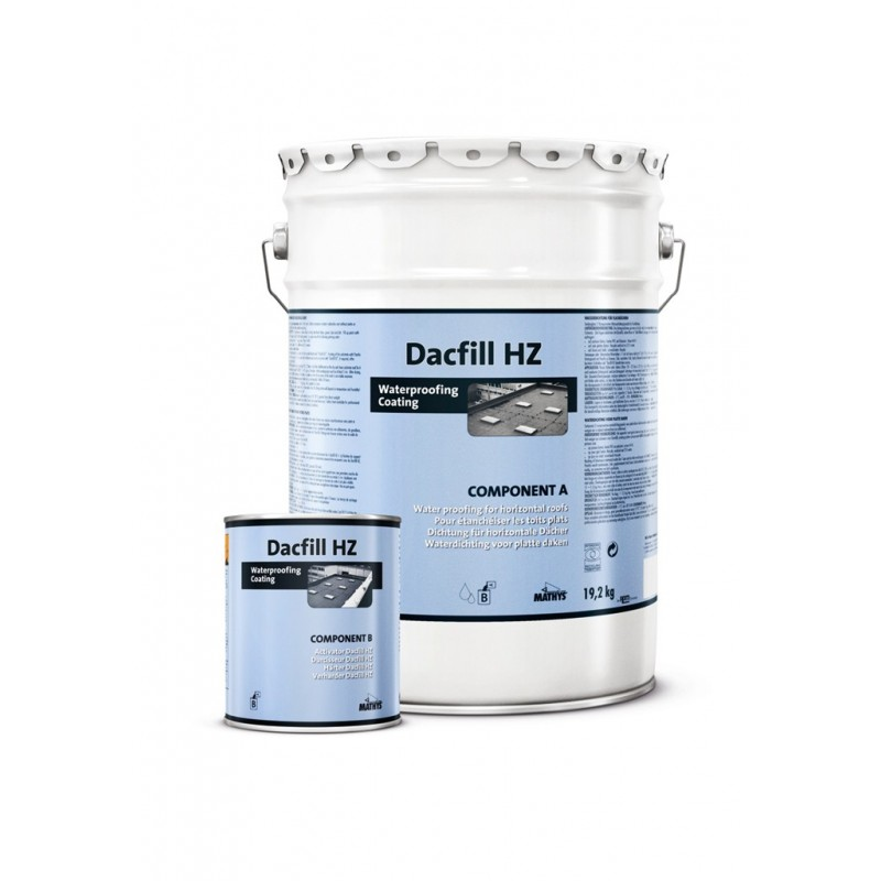 Mathys Dacfill Hz Andrews Coatings Limited Roofing