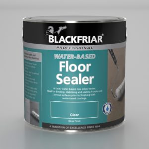 Water-based Floor Sealer