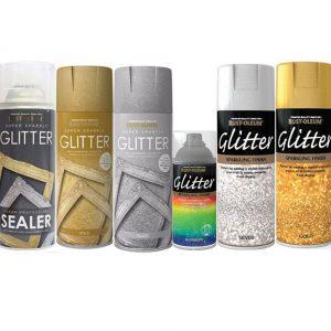 rust-oleum glitter packshot