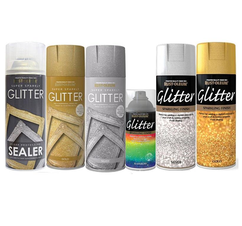 Rust Oleum Glitter Aerosols Andrews Coatings Ltd