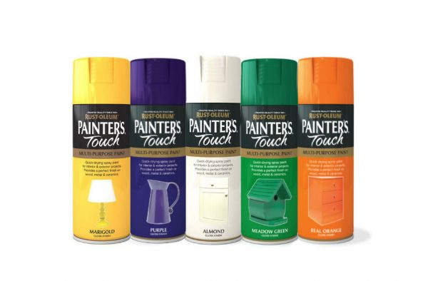 Painters touch gloss