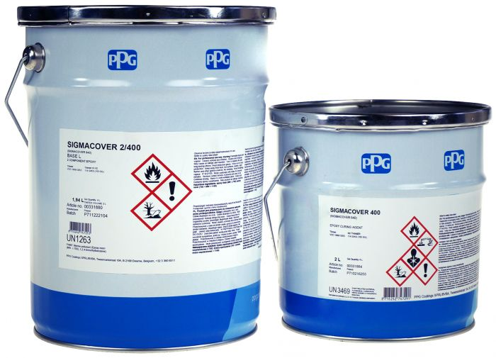 Ppg Sigmacover 2 High Solids Epoxy Andrews Coatings Ltd