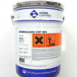 sigmaguard csf 585