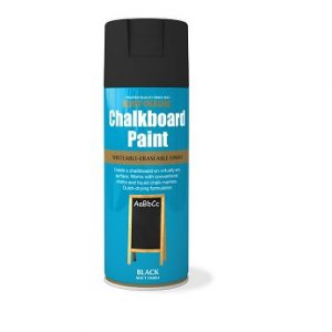 Black Chalkboard aerosol