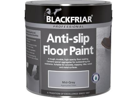 Blackfriar Professional Anti Slip Floor Paint Andrews