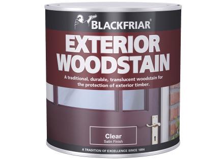 Blackfriar Exterior Woodstain Andrews Coatings