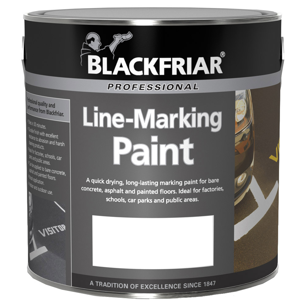 Blackfriar Professional Line Marking Paint Andrews Coatings