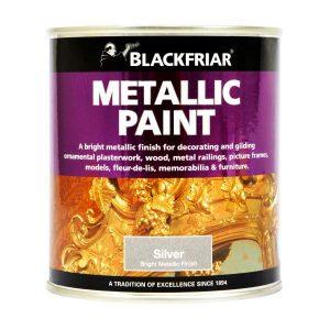 blackfriar metallic paint