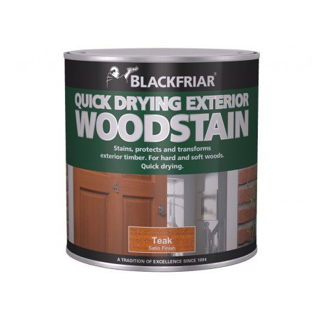 Blackfriar Quick Drying Exterior Woodstain Andrews Coatings