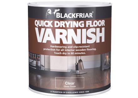 Blackfriar Quick Drying Duratough Floor Varnish Andrews Coatings