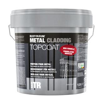 metal cladding topcoat