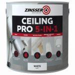 zinsser ceiling pro