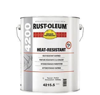 4200 heat resistant topcoat