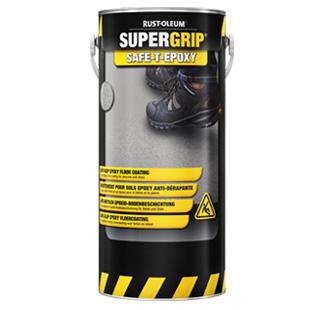 Rust Oleum Supergrip Safe T Epoxy Andrews Coatings Ltd