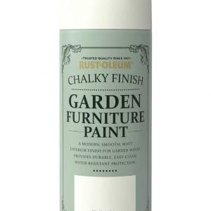 chalky garden furniture chalk white
