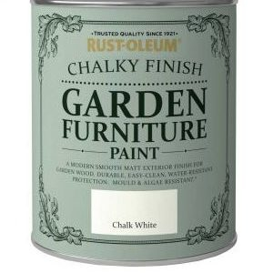 chalky garden furniture