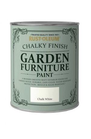 Rust-Oleum Chalky Garden Furniture Paint