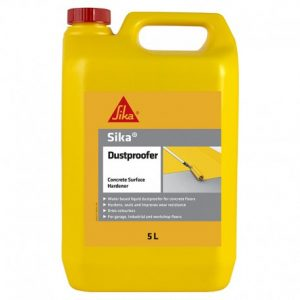 Sika Concrete dustproofer