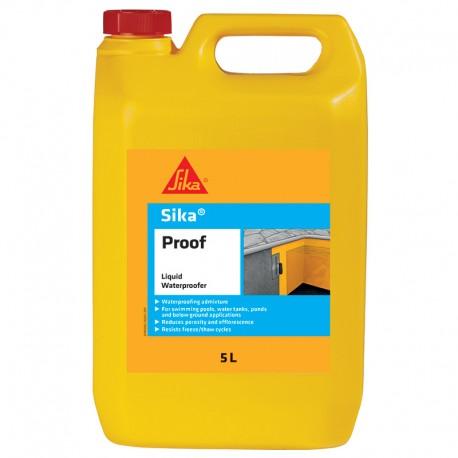 Sika Proof Waterproofing Liquid