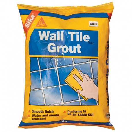 Sikaceram Wall Tile Grout
