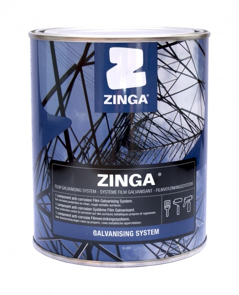 Zinga Zinc Coating System Andrews Coatings Ltd