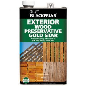 wood preservative gold star clear