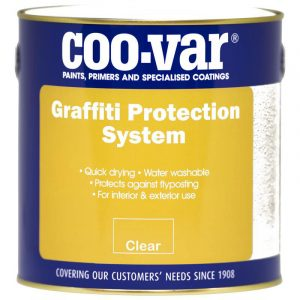 GP101 Graffiti protection system