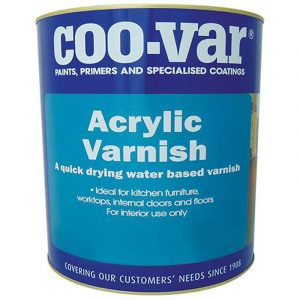 acrylic varnish