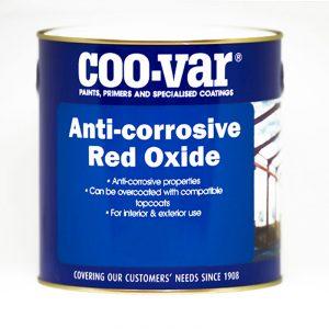 anti-corrosive red oxide