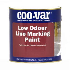 low odour line marking