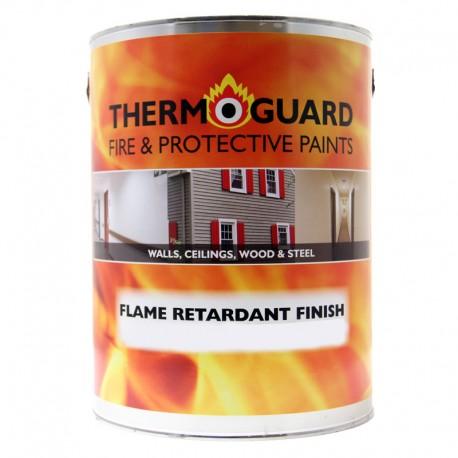 wb flame retardant topcoat